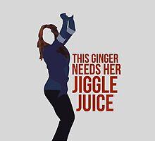 Ginger jiggle juice by daanielasm
