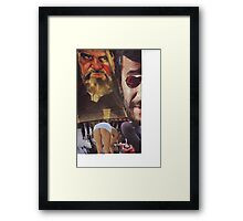 The pimp of persia Framed Print