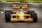 Lotus F1 - Type 101T - 1989 HDR by Nigel Bangert