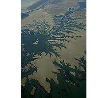 Tidal Creeks  Photographic Print