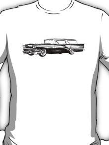 1958 Buick Prestige Caballero T-Shirt