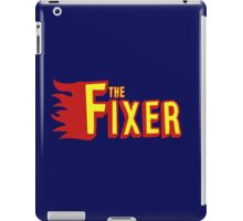 The Fixer iPad Case/Skin