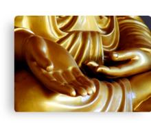Buddha Hand 2 Canvas Print