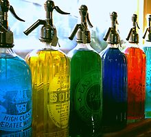 Pour Me a Rainbow by Holly Kempe