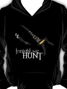 Tonight we HUNT - Rengar [black background] T-Shirt