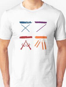 TMNT all icons! T-Shirt