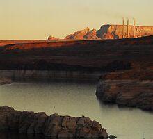 Lake Powell by CarloDC