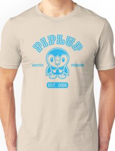 Piplup - College Style Unisex T-Shirt