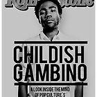 Childish Gambino by tbiamonte