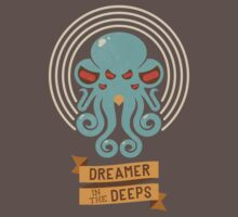 Cthulhu, Dreamer in the Deeps by Devil Olive