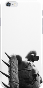 iPhone Case - Sky Robot by fenjay