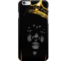 Biggie Crown iPhone Case/Skin