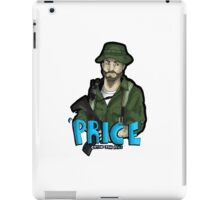 Captain Price iPad Case/Skin
