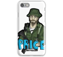 Captain Price iPhone Case/Skin