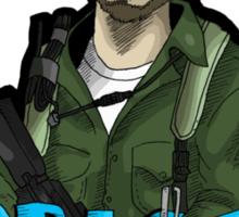 Captain Price Sticker