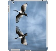 Fly Away Home iPad Case/Skin