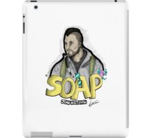 Soap MacTavish iPad Case/Skin