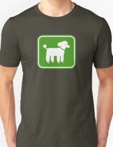 Poodle Graphic T-Shirt