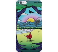 Elysian Fields iPhone Case/Skin
