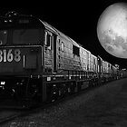 Moon light xpress by craig123