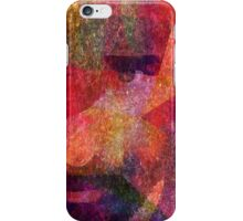 Self Portrait inside myself iPhone Case/Skin