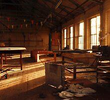 Factory Light by Darren Carey
