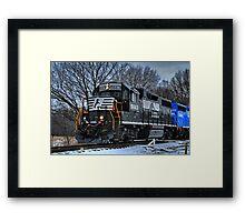 5663 Framed Print