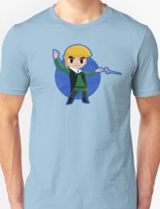 The Legend of Zelda: Conductor of Winds Unisex T-Shirt