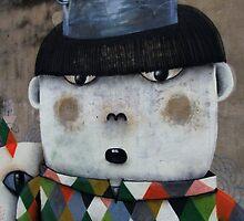 Street Art: global edition # 83 by fenjay