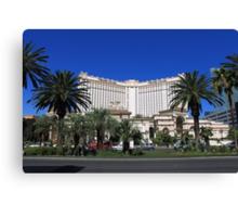 Las Vegas Strip Canvas Print