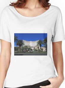 Las Vegas Strip Women's Relaxed Fit T-Shirt