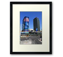 Las Vegas Strip Framed Print