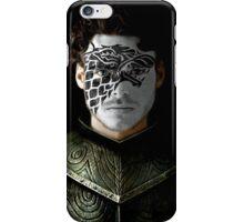 Robb Stark House War Paint iPhone Case/Skin