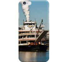 Delta Queen Last Voyage iPhone Case/Skin