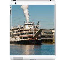 Delta Queen Last Voyage iPad Case/Skin