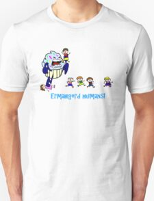 Ermahgerd Humans Killer Monster Cupcake T-Shirt