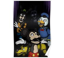 Five Nights at Mickey's Poster