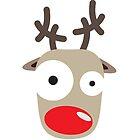 Rudolph Surprise by samedog