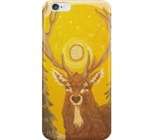 Deer Guardian iPhone Case/Skin