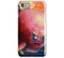 Kirby Smash Bros. Attack! iPhone Case/Skin