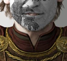 Jaime Lannister Lion House War Paint Sticker