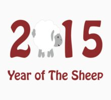 2015 Year of the Sheep Kids Clothes