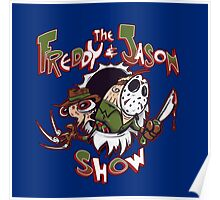 The Freddy and Jason Show Poster