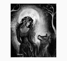 Angel Wolf by studio BURKE Unisex T-Shirt