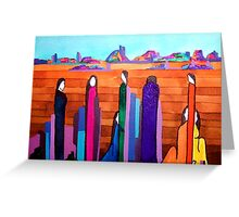 Rock Spirits Greeting Card