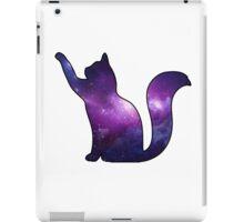 Galaxy Cat Playing iPad Case/Skin