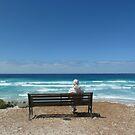Surf Beach near Esperance by simonescott