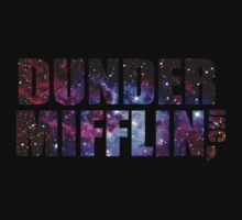 Dunder Miffin (Galaxy) by thegodfocker