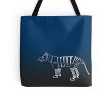 Tiger Bot Tote Bag