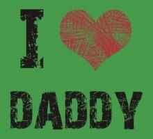 Love My Daddy Kids Tee